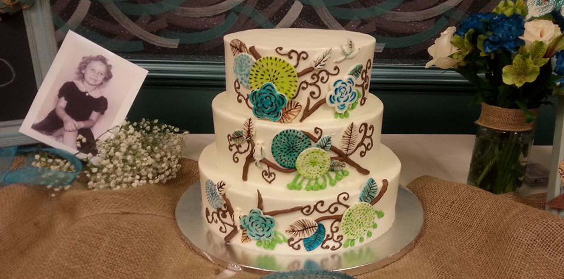 Oh Goodness Cakes Cakes For Wedding Birthday Special Occasion