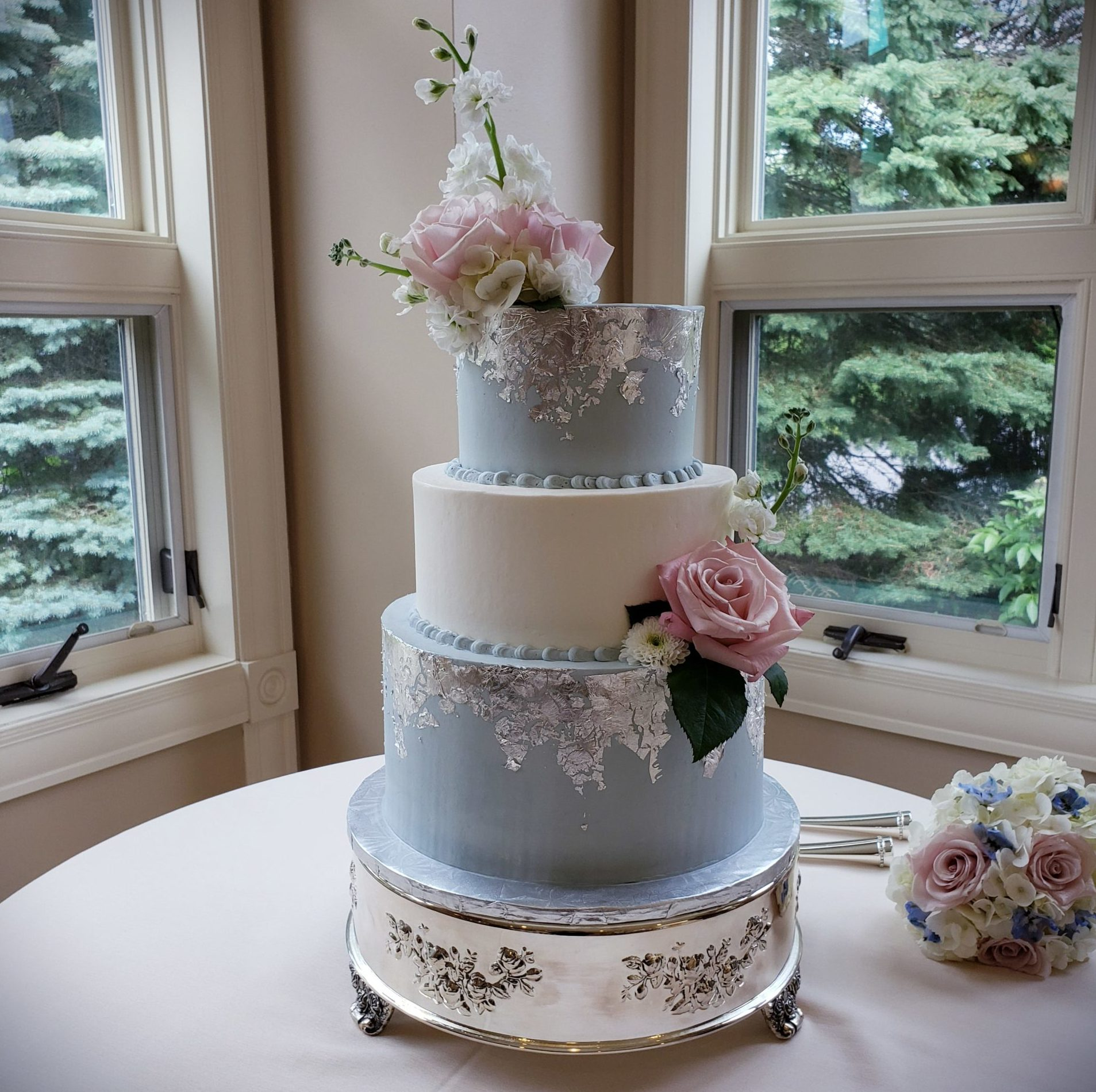 Custom Wedding Cakes Saratoga